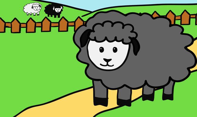 Baa Baa Black Sheep-MVS Nursery Rhymes