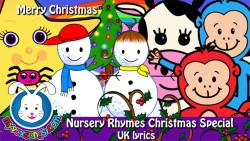 Nursery Rhymes Christmas Songs