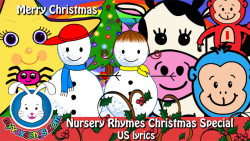Nursery Rhymes Christmas Special Compilation