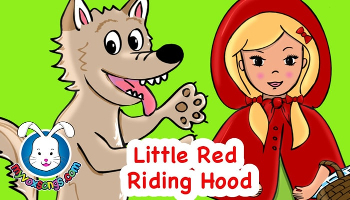 Little Red Riding Hood Youtube Video