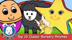 Traditional nursery rhymes for children