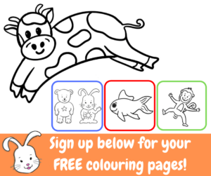 Nursery rhymes printables colouring pages