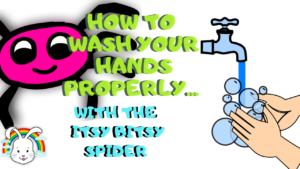 How to wash your hands. Wash your hands song for kids
